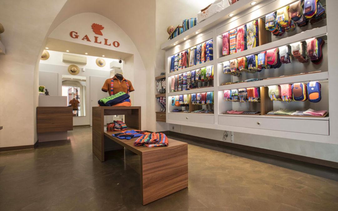 Gallo – Calzature Alassio (SV) – Italia