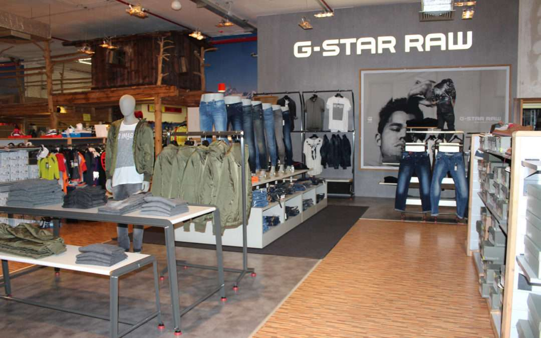 G-Star Raw – Vêtements Gravellona Toce (VB) – Italie