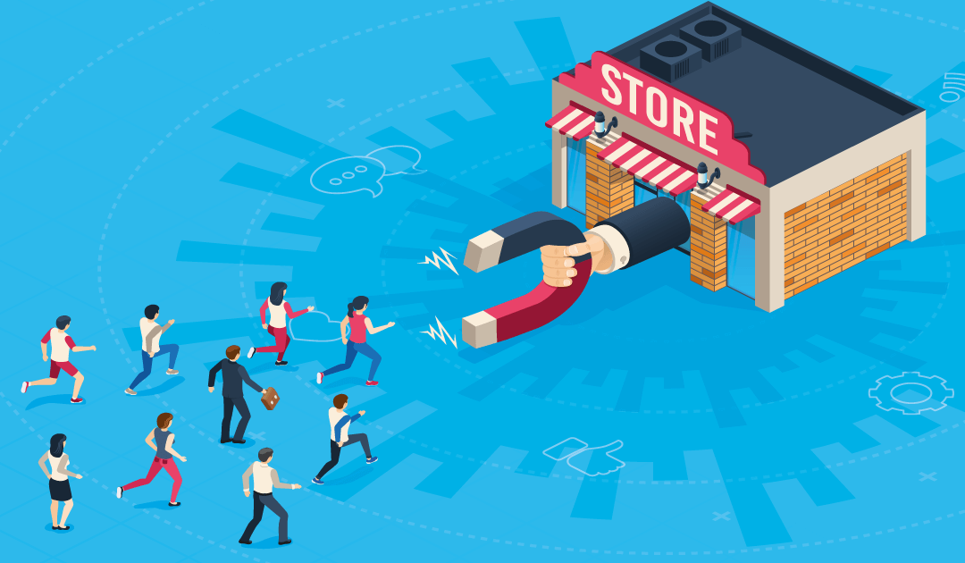 Advice on how to attract customers to your store
