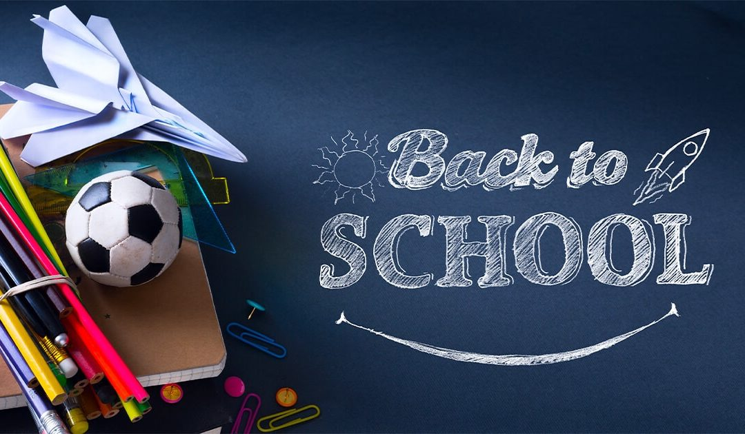 Back 2 school: how to set up your shop