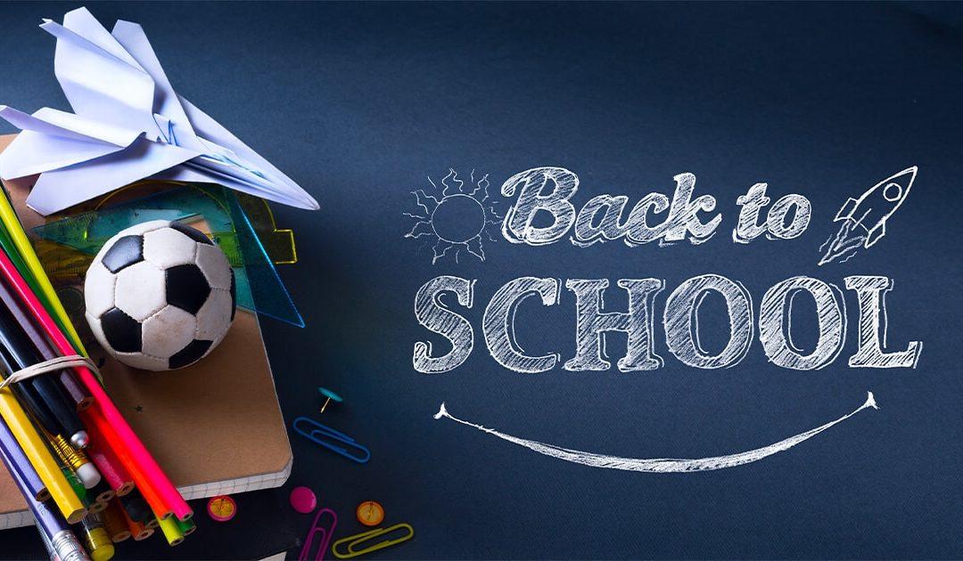 Back 2 school: come allestire il tuo negozio