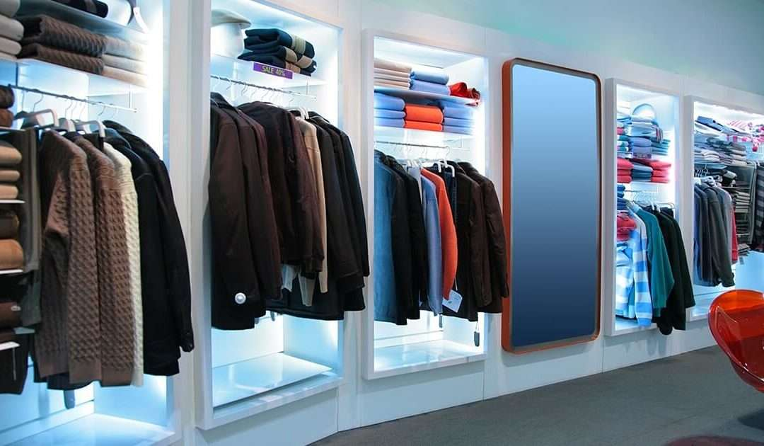 How to set up a clothing store
