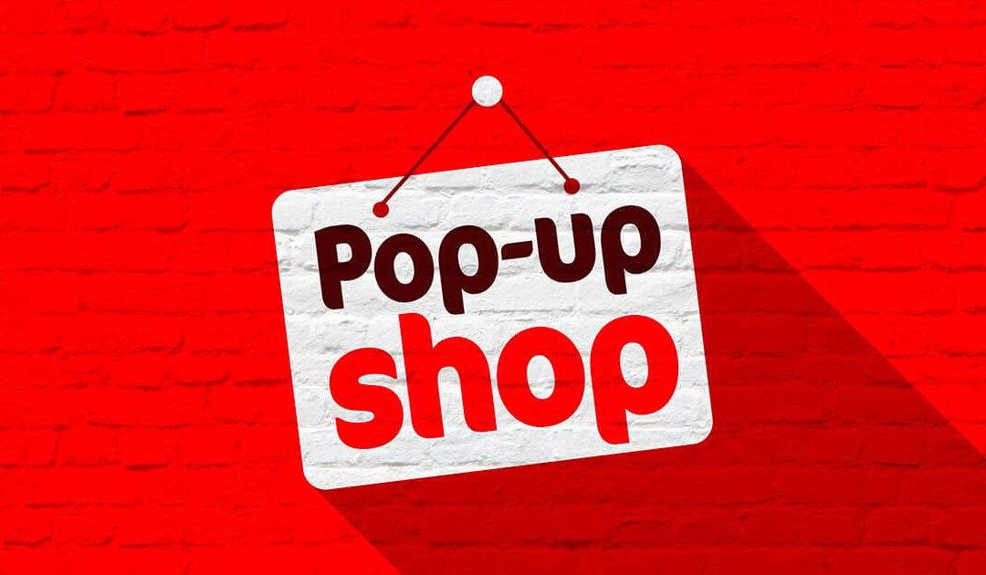 Pop up shop: la nuova tendenza retail