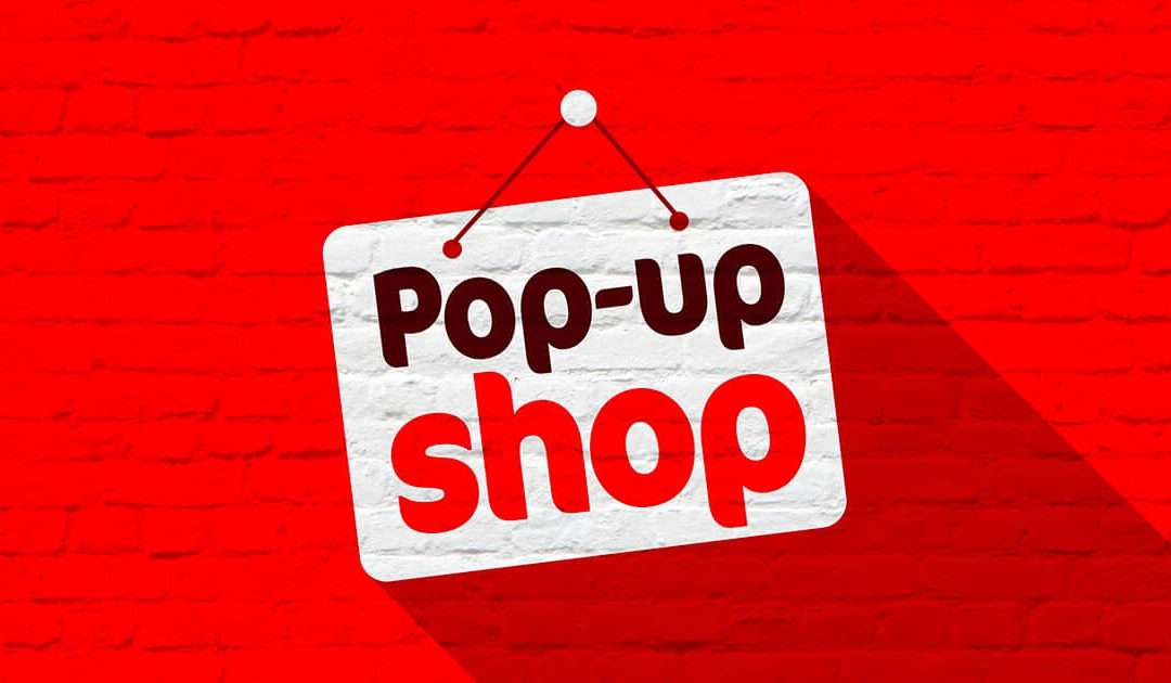 Pop up shops: the new retail trend