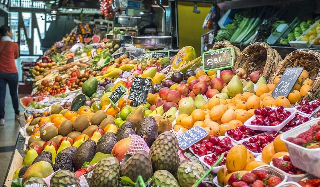 how to optimize a fruit and vegetable department