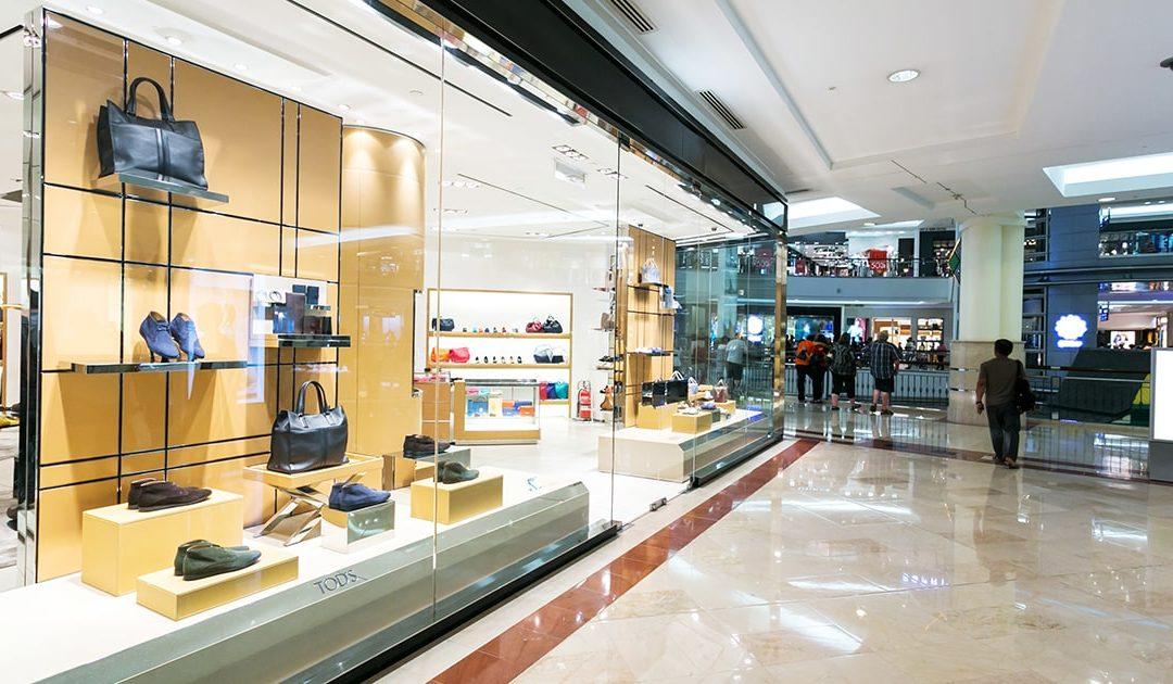 L'éclairage des magasins: pourquoi c'est important