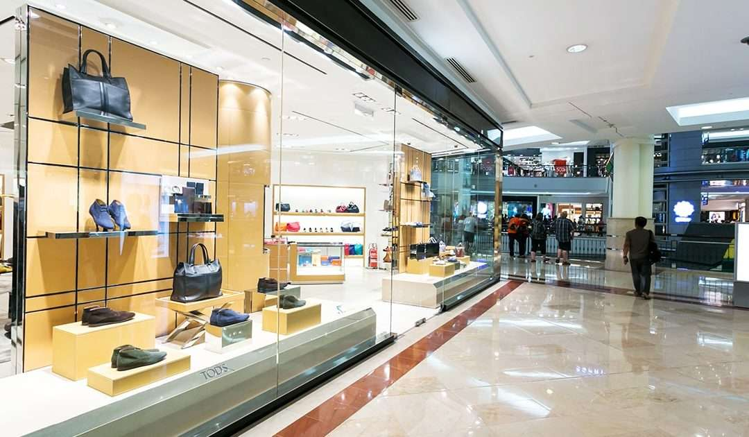 Shop lighting: why is it important