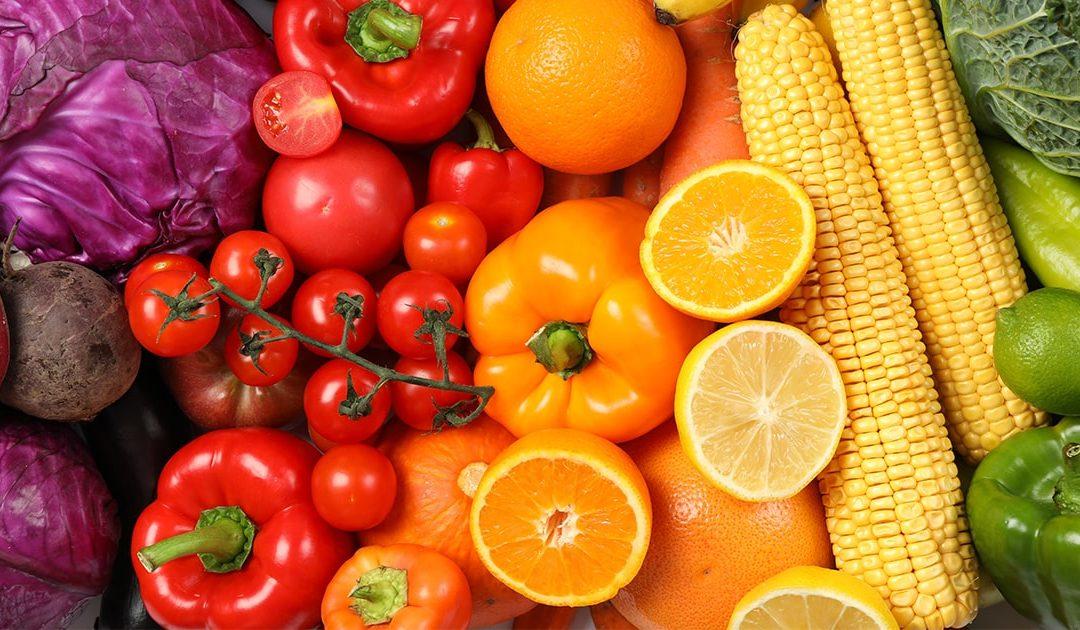 Nourriture et couleurs: comment valoriser le produit