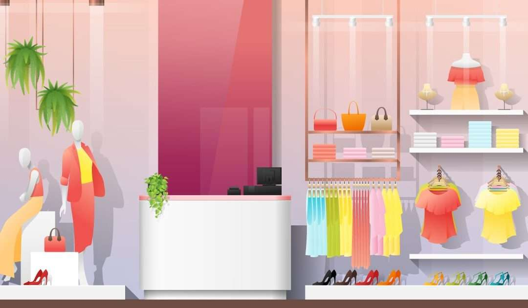 5 visual merchandising display techniques